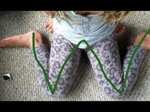 Si ves a un niño SENTARSE en esta posición, DETÉNLO antes que sea demasiado TARDE !!! - YouTube