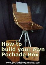 How to build your own Pochade Box