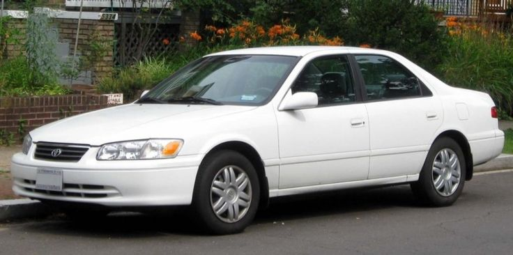 Toyota Camry 2001 Tire Size