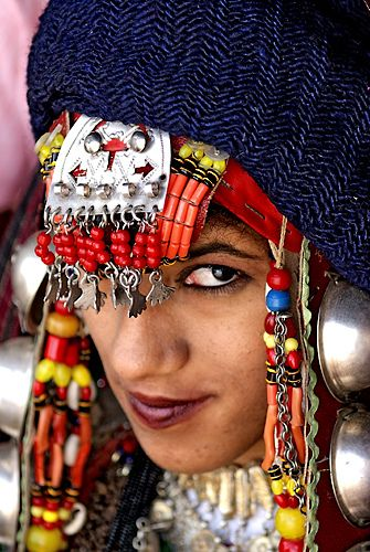 Africa | Timazighin Berber Woman Libya. | © Aimen Ashur Photography. The Berber (Amazigh sometimes, plural of Amazigh,), are the original inhabitants of North Africa. In ancient times, the Berbers Libyans, Numidians and Moors called. The Berbers lived in an area that stretched from the Atlantic to the Siwa Oasis in Egypt and Tunisia to the Sahel. This area was formerly known as Barbary.
