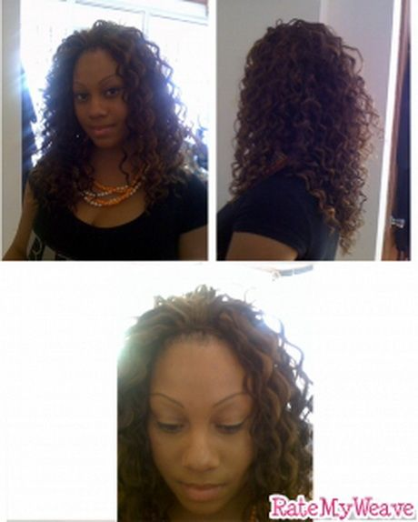 weaving hair styles best 25 curly weaves ideas on curly 3814