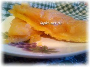 Тарт Татен французский яблочный пирог «перевертыш» | Есть женская интуиция