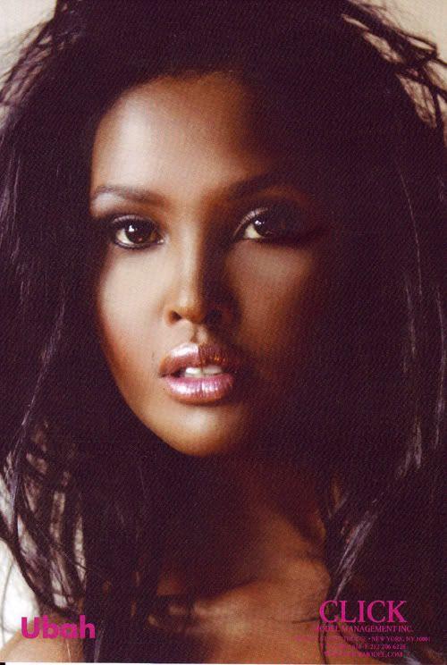 Ubah Hassan. Somali model. Black beauty. Fashion. Style.