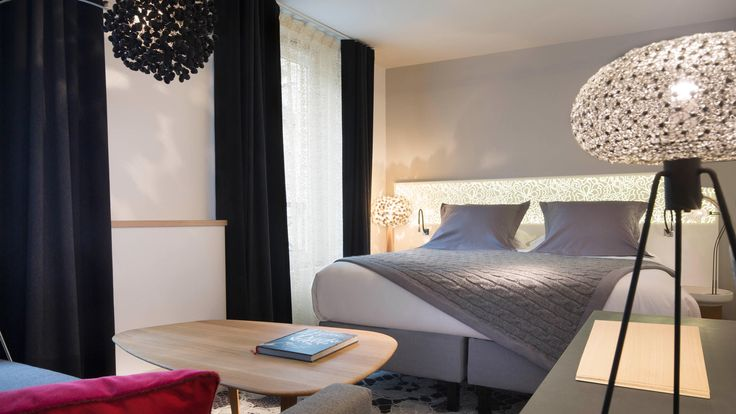 Hotel Chavanel - redesigned and reopened Boutique Hotel Paris La Madeleine - 4 star Hotel, Paris.  A member of Chateaux & Hotels collection. Room from £185