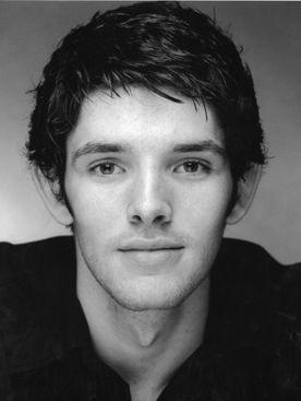 Colin Morgan is very pretty