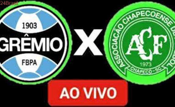 Assistir Grêmio x Chapecoense Ao Vivo