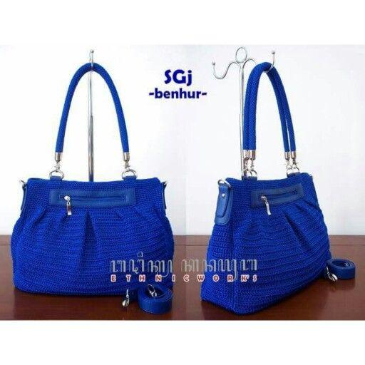 Crochet bag from kanayuBAG ( IG: kanayubag_store)