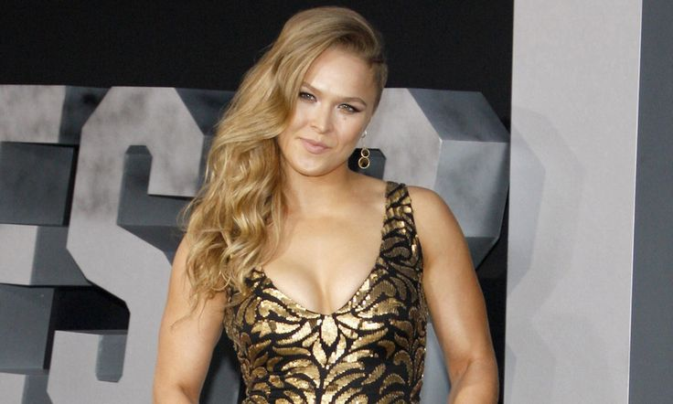 10 Reasons Why You Should Know Who Ronda Rousey Is