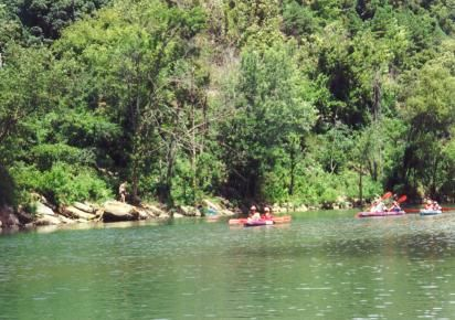 Illinois River Float Trips
