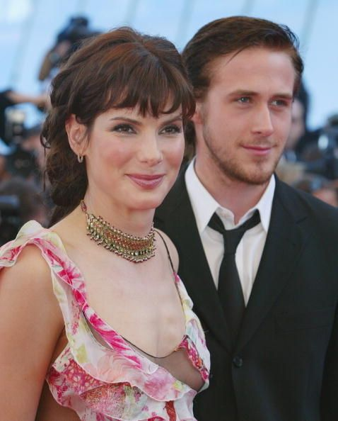 Ryan Gosling and Sandra Bullock | 19 Totally Forgotten Celebrity Couples Of The '00s