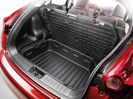 Juke car accessories - trunk