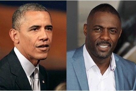 Idris Elba Wife Dormowa Sherman   Idris Elba has impressed President Barack Obama with his acting skills ...