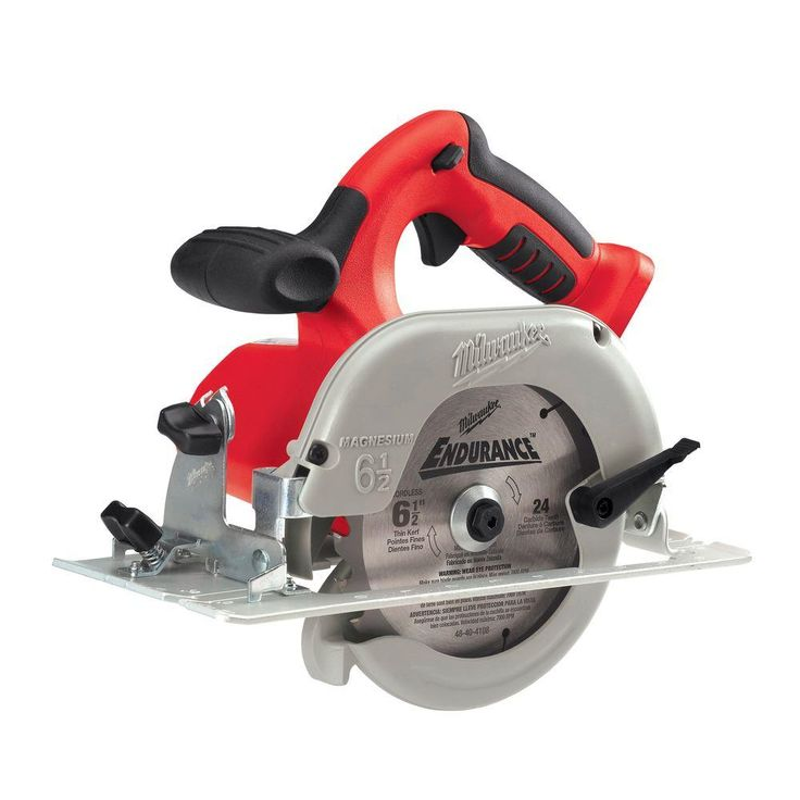 Milwaukee Reconditioned V28 28-Volt Lithium-Ion 6-1/2 in. Cordless Circular Saw (Tool-Only)
