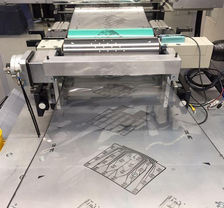 Easy printing of #biosensors made of #graphene #Fraunhofer IBMT