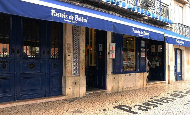 Vaste Food Pastéis de Belém : trésor secret des moines lisboètes - Vaste Food