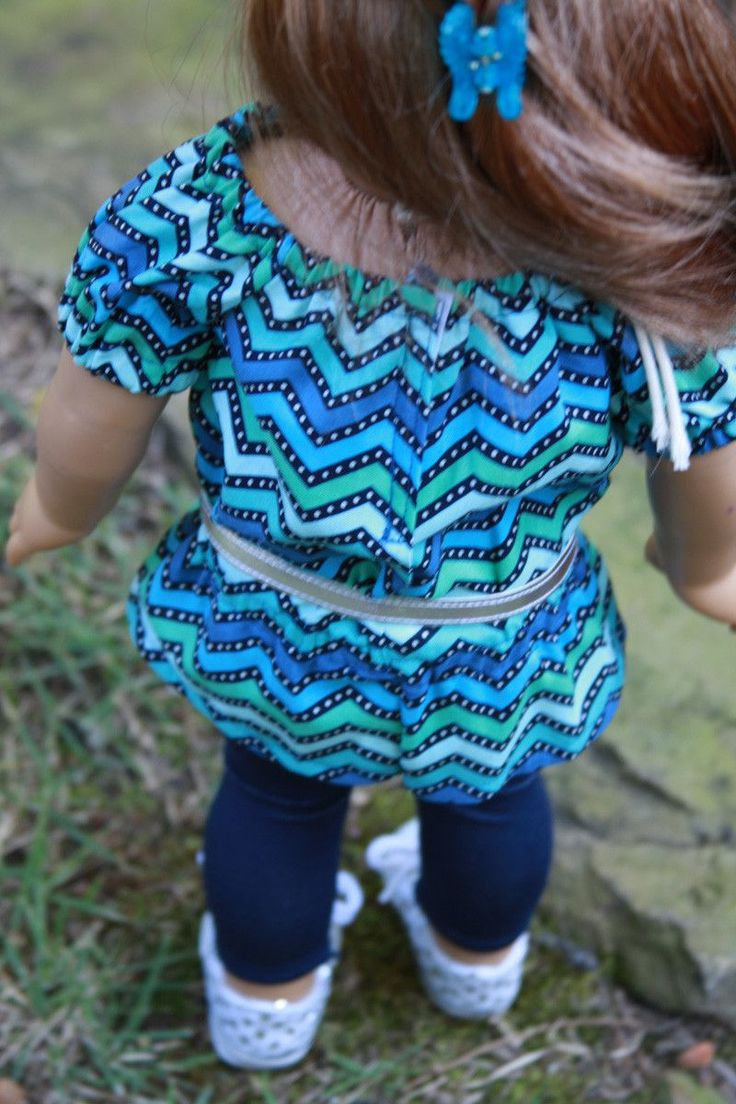 It's transition time - one foot in summer and one in fall. What's a girl to wear? This little outfit from Liberty Jane's UK Holiday pattern is perfect for just such a time. The jeggings are Capri leng