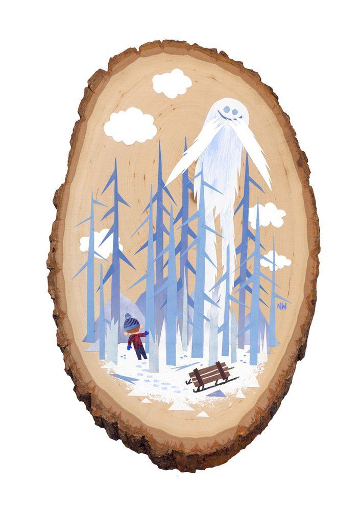 Nate Wragg Art and Illustration