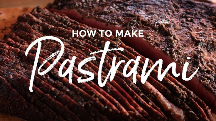 Pastrami 1 beef brisket flat For the brine: 1 gallon water 1 1/2 cup kosher salt 1 cup sugar 4 tsp pink salt (sodium nitrite) 10 cloves garlic, crushed 1/4 cup pickling spice (recipe below) 8 1/2 lb ice Note: Depending on the size of your brisket, and the container in which you are …