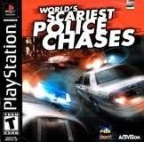 Complete World's Scariest Police Chases - PS1 Game