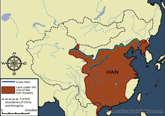 a history of the rule of the han dynasty in china The longest imperial dynasty, the han dynasty, was known for starting silk road trade, connecting china with central asia and europeduring the han era, agriculture, handicrafts, and commerce developed well during the reign of emperor wudi (r140-87 bc), the han regime had its greatest prosperity.