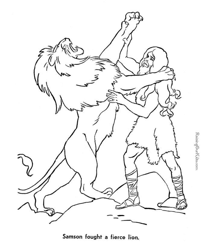 10 best The Story of Samson images on Pinterest | Sunday school ...