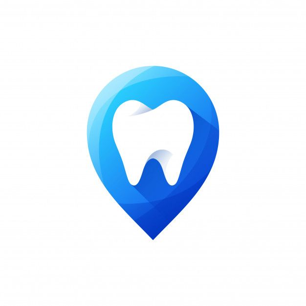 Tooth Logo Design Vector Illustration Teeth Logo Dental Logo Design Adobe Illustrator Logo Design