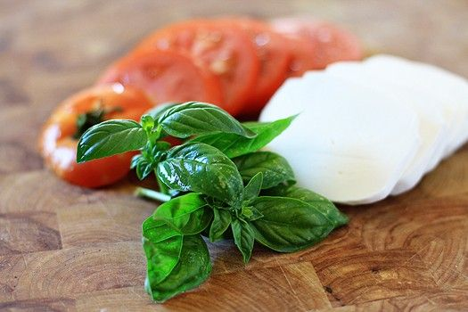 ... Stacked Caprese Salad with Balsamic Vinegar is so versatile and