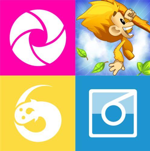 6tag, 6snap, Benji Bananas & PicHit.Me for Windows Phone