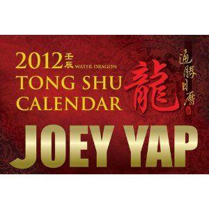 Joey Yap'sTong Shu Desktop Calendar 2012 by Joey Yap. $16.80. Publisher: JY Books Sdn Bhd; 14 edition (September 1, 2011). Publication: September 1, 2011