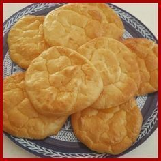 """Cloud Bread is a phenomenon. Favoured by low-carb dieters the world over, this bread alternative is made with four simple ingredients - all slimming world friendly. Perfect for a sandwich, burger bun or meal accompaniment. I also think they would be a great side dish for a """"fakeaway"""" :) Recipe * 3 eggs * 200g Fat Free or low fat cottage cheese or Quark * 1 teaspoon of baking powder * 1 tbsp artificial sweetener * Pinch of salt and / or herbs of your choice (Option..."""