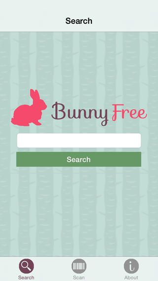 Check if a company is cruelty-free! Bunny Free lets you search for companies by name and tells you whether or not they test on animals.