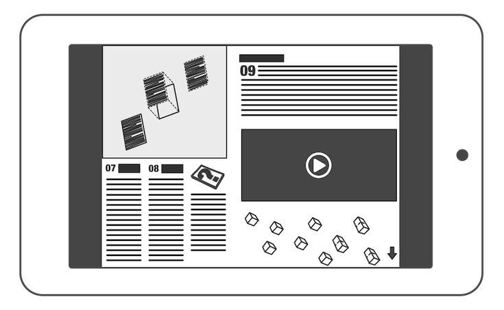 L'expérience utilisateur–lecteur : le cas du magazine numérique