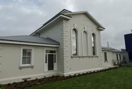 Timaru District Courthouse Redevelopment - Opus Architecture