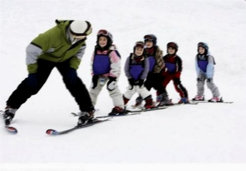 The Austrian Ski School Team