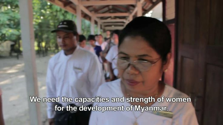Emerging Women of Burma Trailer. This is the trailer of the Emerging Women of Burma documentary which is launching the We women foundation c...