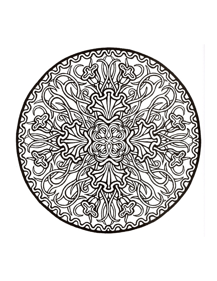 939 best Color images on Pinterest   Coloring pages, Adult coloring ...