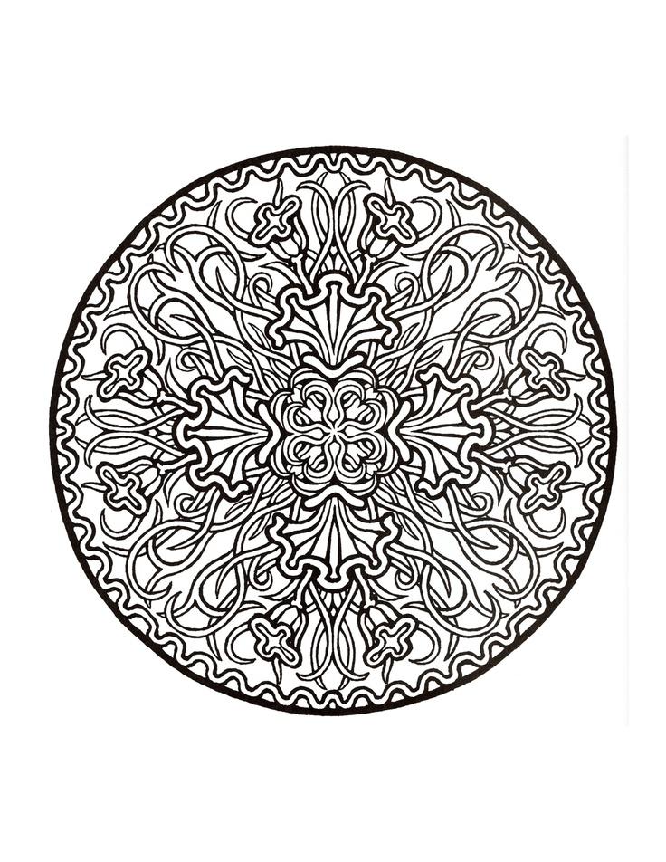 1000 ideas about Mandala Book