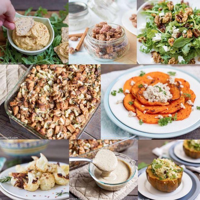 Collection of vegan/vegetarian recipes