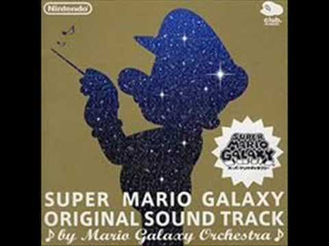 Koji Kondo - Super Mario Galaxy OST - Gusty Garden Galaxy