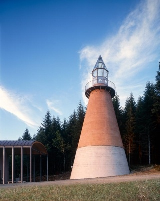 Light house by Aldo Rossi