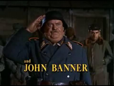 The actors who played the four major German roles—Werner Klemperer (Klink), John Banner (Schultz), Leon Askin (Burkhalter), and Howard Caine (Hochstetter)—were Jewish. Furthermore, Klemperer, Banner, Askin, and Robert Clary (LeBeau) were Jews who had fled the Nazis during World War II. John Banner had been held in a (pre-war) concentration camp and his family was killed during the war. Banner served in the US Armed Forces during World War II in the US Army Air Corps.