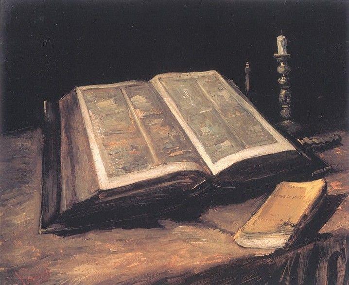 Vincent Van Gogh Oil on canvas  65.7 x 78.5 cm.  Nuenen: October, 1885 Van Gogh Museum