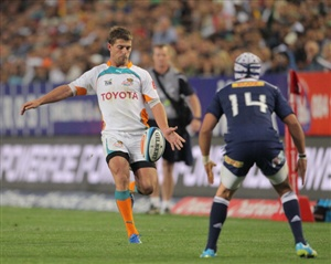 Two teams from the South African Conference lock horns on Saturday in the Super Rugby competition with the Cheetahs playing host to the Sharks.