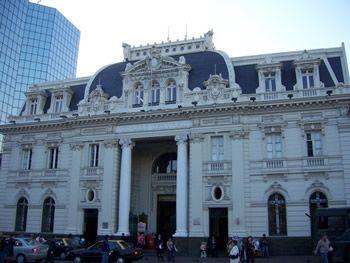 Edificio Correos de Santiago