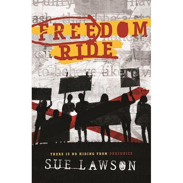 Novel: Freedom Ride by Sue Lawson. Robbie knows bad things happen in Walgaree. But it's nothing to do with him. That's just the way the Aborigines have always been treated. In the summer of 1965 racial tensions in the town are at boiling point, and something headed Walgaree's way will blow things apart. It's time for Robbie to take a stand. Nothing will ever be the same. Collection: YA