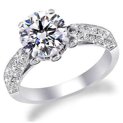 elegant engagement rings - Google Search