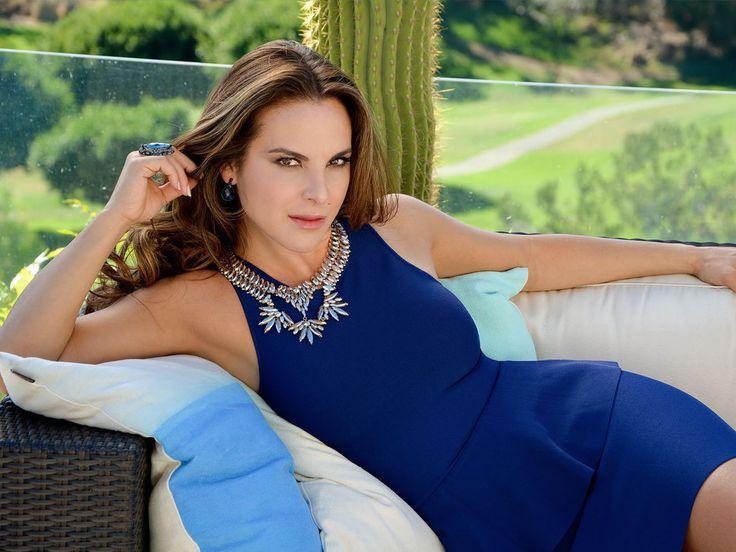"""Kate del Castillo sobre """"El Chapo"""": la sigo pasando difícil"""