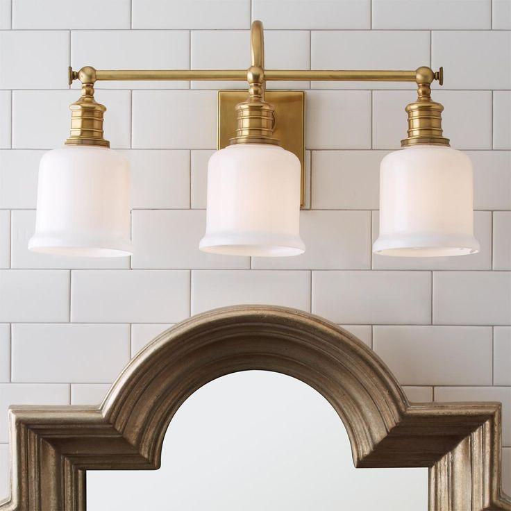 20 Best Retro Style Bath Lights Schoolhouse Restoration
