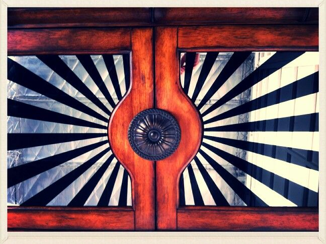 Puertas del bar zebra by HAUS DESIGN