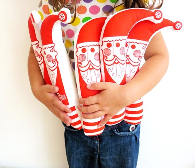 Jane Foster Retro Santa Softie at www.childrensdept.com.au